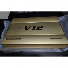V-12 4 channels high performance Amplifier