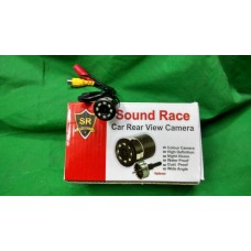 Sound Race Car LED Camera