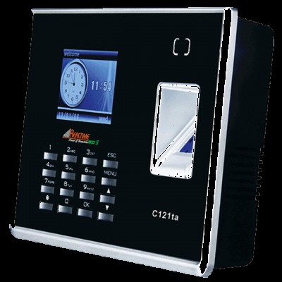 Real time Biometric Time Attendance System