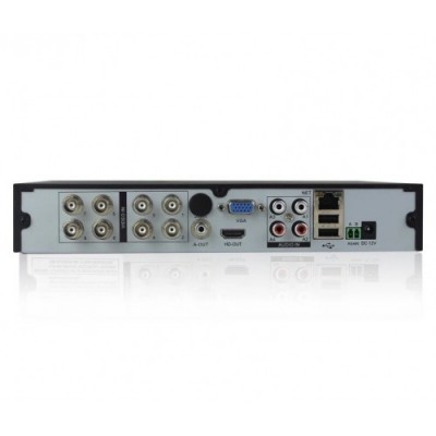 8CHANNEL DVR