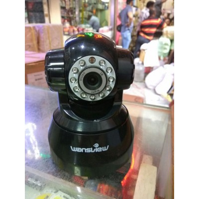 i ball   wireless IP CCTV security camera HD wifi SD Card slot Mic live view