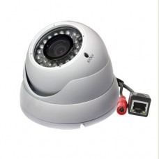 Dome wireless IP CCTV security camera HD wifi SD Card slot Mic live view