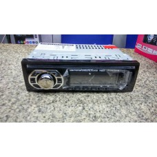 Sound power single din car stereo with BT