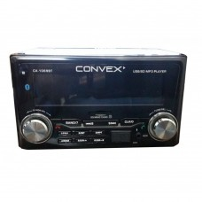 Convex Double din Music Stereo
