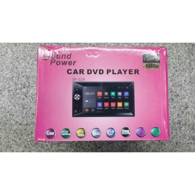 Sound Power DVD Player