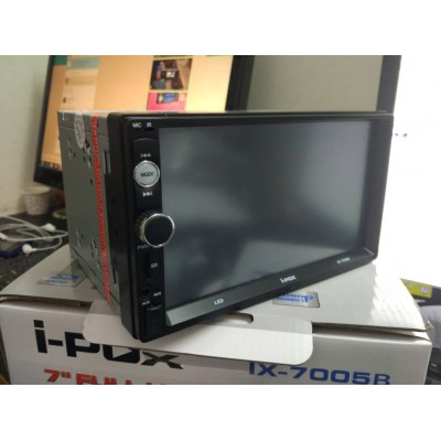 Ipox double din car stereo