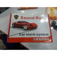 Sound Race central locking system