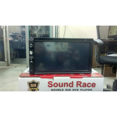 Sound Race DVD player..