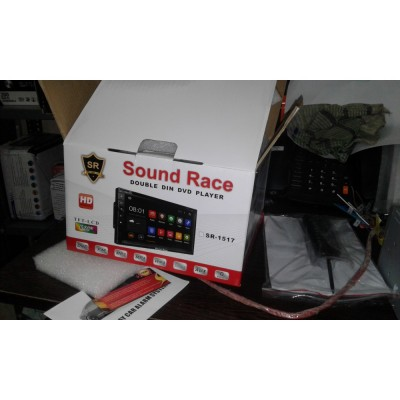 Sound Race (Capacitive Touch Display) DVD Player