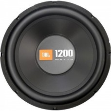 "JBL CS-1200WSI 12"" Car Audio Subwoofer (1200W 300 RMS)"