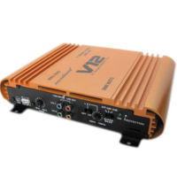 v 12 2 channel high performance Amplifier